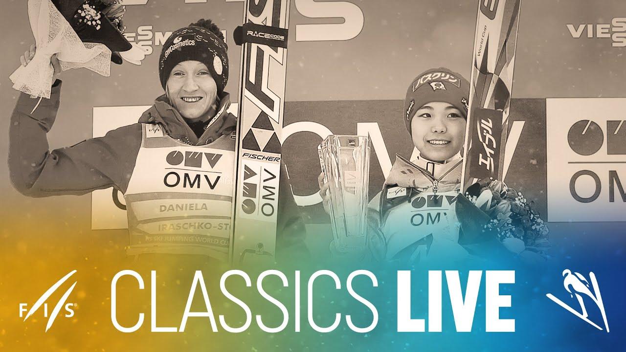 #ClassicsLive | 2014/15 | Ljubno | Women's Normal Hill #2 | FIS Ski Jumping