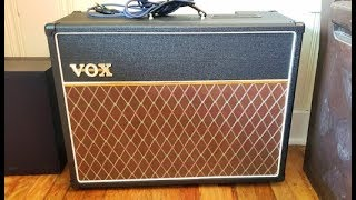 First Look: Vox AC30S1