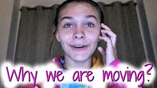 Why are we moving? School update!