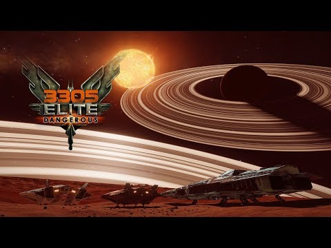 3305 Elite Dangerous - Free Daily ARX, Five Year Anniversary, New Research Station In Colonia