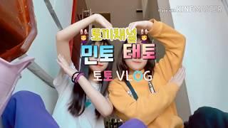민토와 태토의 유튜브 첫영상!!! 구독 눌러주세요~~~