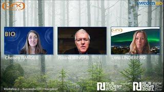 NLSDays Workshop C – Successful CRO Navigation