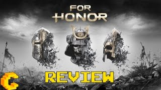 For Honor Review (Video Game Video Review)