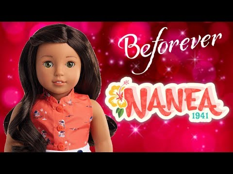 Nanea Mitchell REVIEW | American Girl Beforever Doll