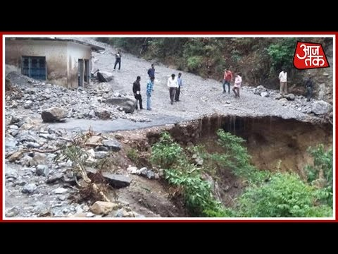 Five Feared Dead In Shimla Cloudburst