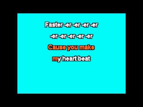 Karaoke - Faster - Matt Nathanson