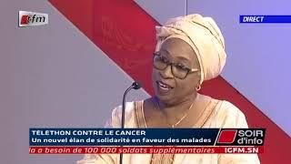 SOIR D'INFO - Wolof - Invitée : Dr FATMA GUENOUNE - Pr : NDEYE ARAME TOURÉ - 20 Février 2020