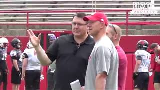 Nebraska Football: Sights and Sounds from the adidas OL/DL Pipeline Camp