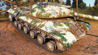 IS-3A - 12 Kills - World of Tanks Gameplay