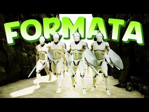 ANCIENT ARMY BATTLES! - Formata Gameplay - Formata Alpha Part 1