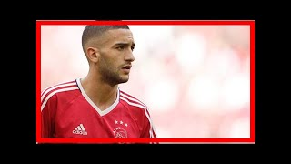 Breaking News | Liverpool transfer news: Ajax boss reveals Hakim Ziyech has made decision