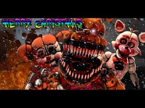 (FNAF SFM) Merry FNAF Christmas! (By JT Machinima)