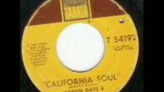Watch Marvin Gaye California Soul video
