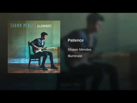 Shawn Mendes  Patience audio