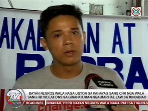 TV Patrol Negros - Jul 20, 2017