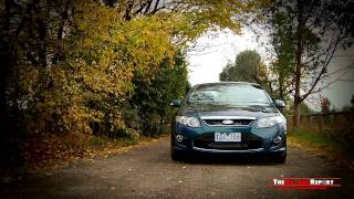 Test Drive Review - FPV Ford Falcon F6E Turbo At Bathurst