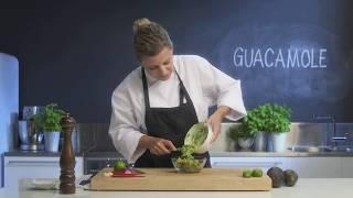 Hjemmelaget Guacamole Oppskrift 🥑 Lær Mer Av Lise Finckenhagen | Bama