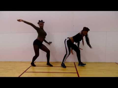 Vedo (ft. Natasha Mosley) - 4 Walls Challenge