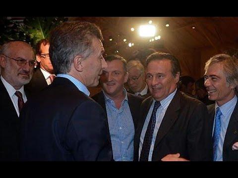 Los empresarios Offshore con los que se reunió Macri