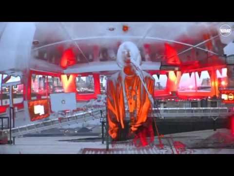 LA Priest Converse Rubber Tracks Live x Boiler Room London Live Set