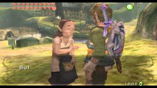 The Legend of Zelda Twilight Princess Gameplay on PC