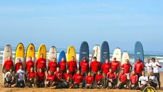 Surf Holiday at Mirleft, Morocco - November 2012 - 8th Day Adventure