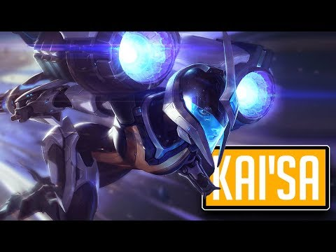 League of Legends #544: Kai'Sa ADC (CZ/Full HD/60FPS)