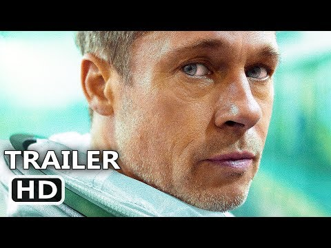 Play AD ASTRA Trailer # 2 (NEW 2019) Brad Pitt, Sci-Fi Movie HD