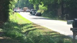 Raw video: 1 dead after crash in Randolph County