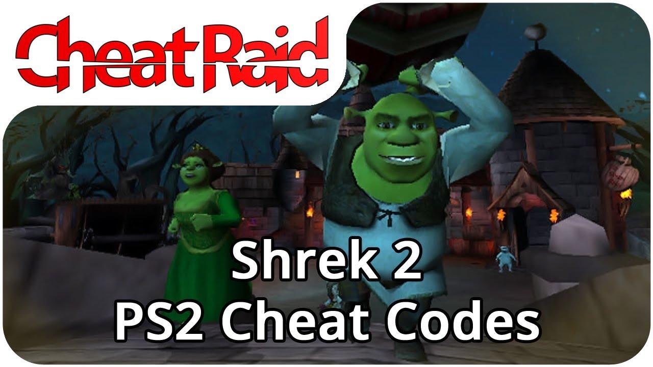 Shrek 2 video game xbox cheats sirenis casino
