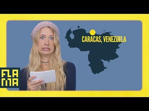 Americans Guess Latin American Capitals