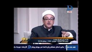 """بالفيديو..الشيخ ميزو: هناك دولة موازية للسلفيين والإخوان تسمى """"جمهورية المساجد"""""""