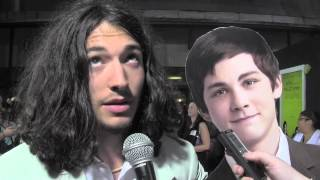 Ezra Miller Talks Playing Darker Parts of Patrick's Character in 'Perks of Being a Wallflower'