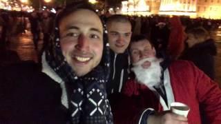 видео Новый год в Санкт-Петербурге 2016
