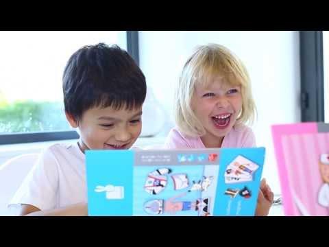 Janod - MAGNETIBOOK - Jeux éducatifs