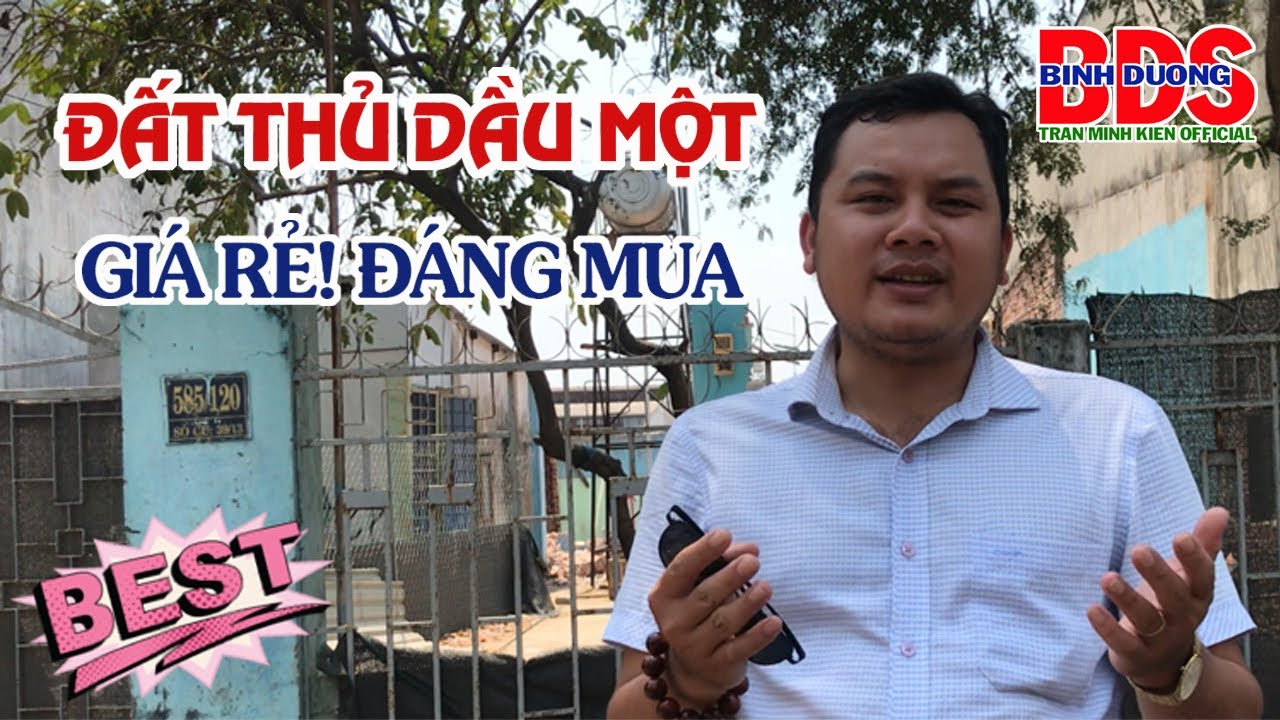 Đất Phường Phú Lợi Thủ Dầu Một | Tran Minh Kien Official