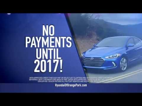 The Paycation Sales Event Going on Now at Hyundai of Orange Park