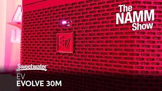 Electro-Voice Evolve 30M Column Speaker at Winter NAMM 2020 thumbnail