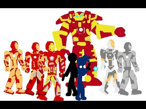 Pivot Anime Pack Download Free Iron Man By Captain Aew Youtube