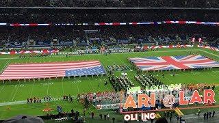 Arizona Cardinals  At Los Angeles Rams | NFL London Games | NFL Vlog | October 2017
