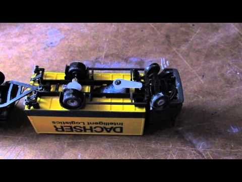 Building an HO Scale RC Truck