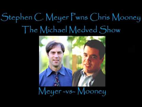 Stephen Meyer Pwns Chris Mooney