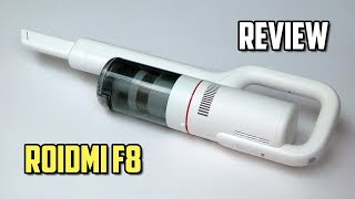 Roidmi F8 Storm Review - Dyson V8 suction power but half the price