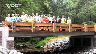 Vdot: Great Falls Bridge