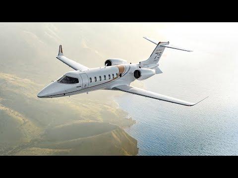 Avions Learjet - Solutions de flotte dentreprise