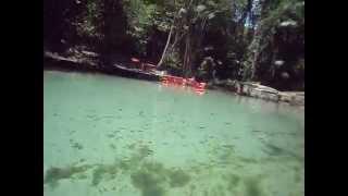 Lagoa Azul - Igarapé Açu