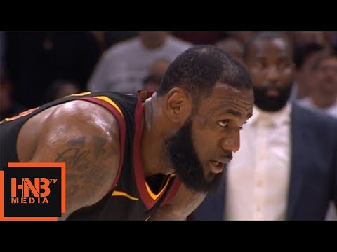 Cleveland Cavaliers vs Boston Celtics 1st Half Highlights / Game 6 / 2018 NBA Playoffs