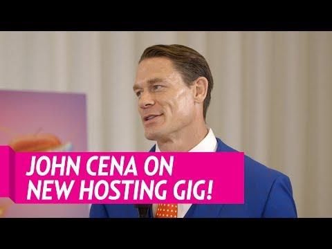 John Cena Talks New Gig 'Are You Smarter Than a Fifth Grader?'