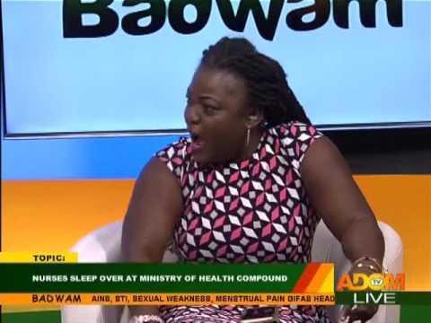 Badwam Newspaper Review on Adom TV  (25-4-17)