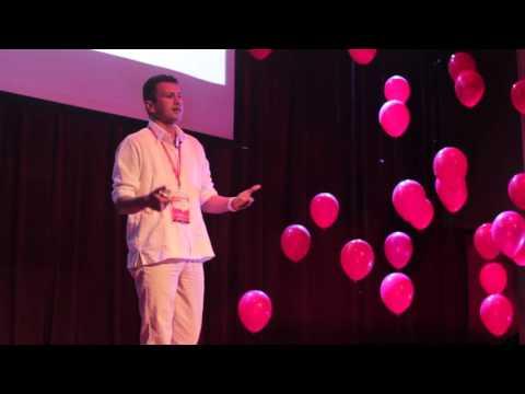 Siempre hay una segunda oportunidad   Regis Ortiz   TEDxBarranquilla